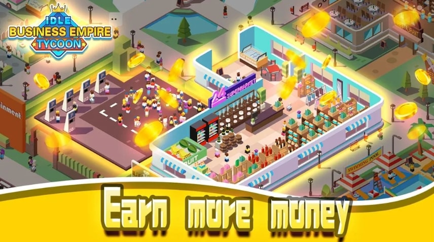 Idle Business Empire Tycoon читы
