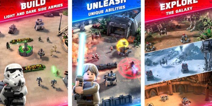 LEGO Star Wars взлом