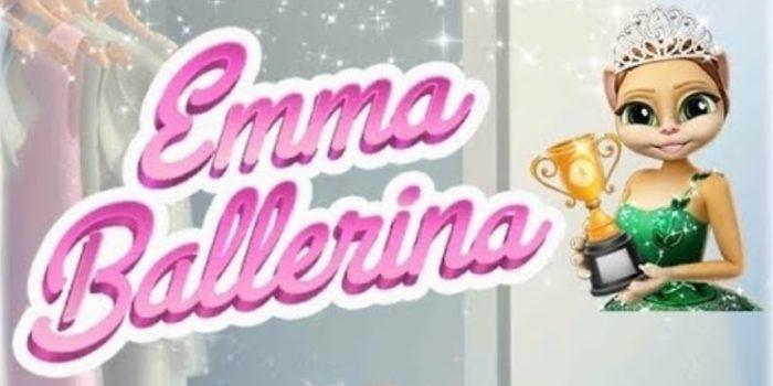 Моя Говорящая Кошка Эмма Балерина взлом