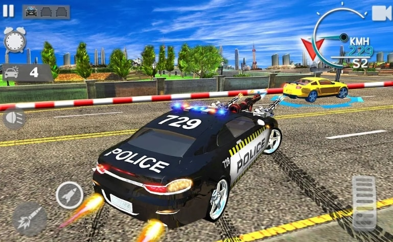 Police Highway Chase in City читы