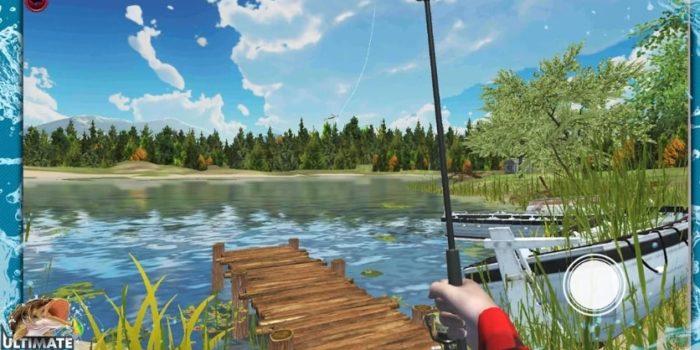 Ultimate Fishing Simulator PRO взлом