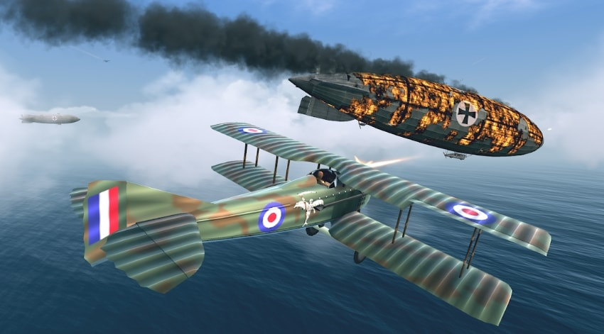 Warplanes: WW1 Sky Aces читы