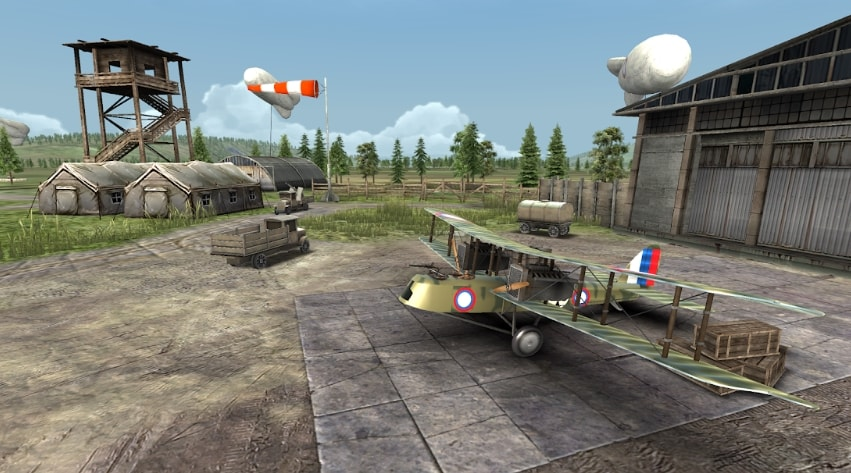 Warplanes: WW1 Sky Aces деньги