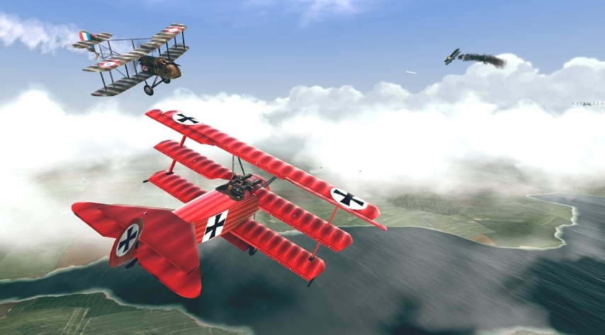 Warplanes: WW1 Sky Aces взлом