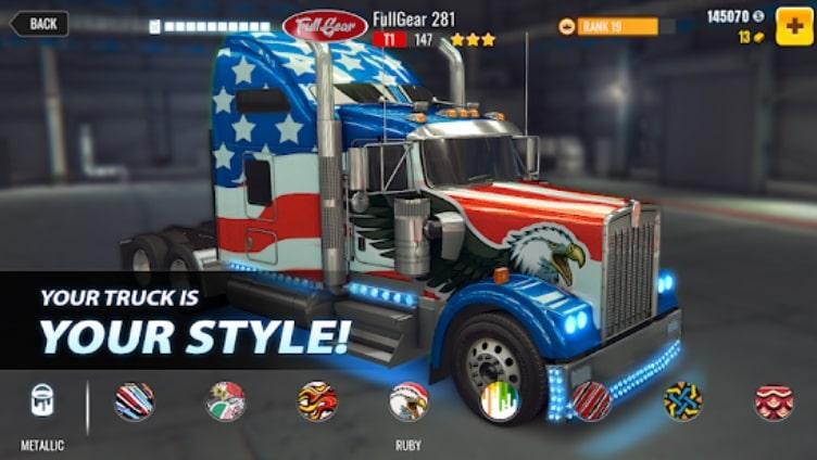 Big Truck Drag Racing читы