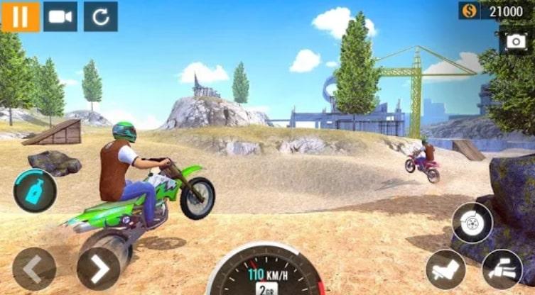 City Motorbike Racing коды