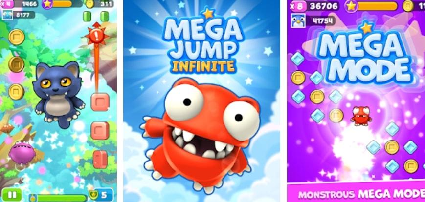Mega Jump Infinite взлом