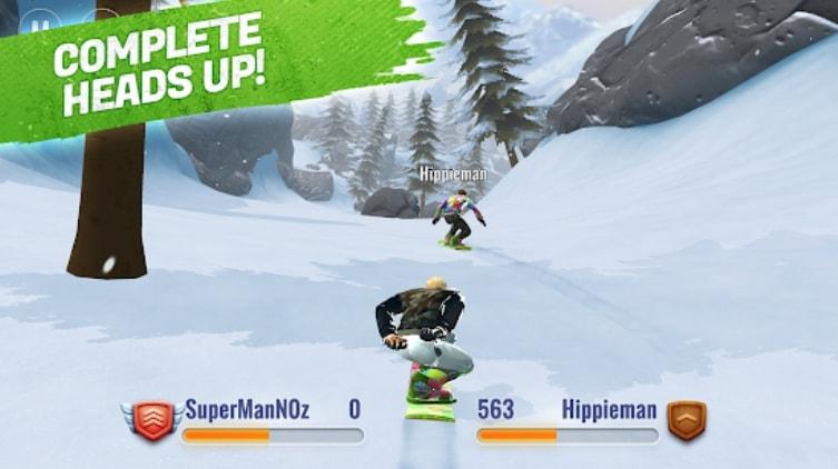 Peak Rider Snowboarding коды