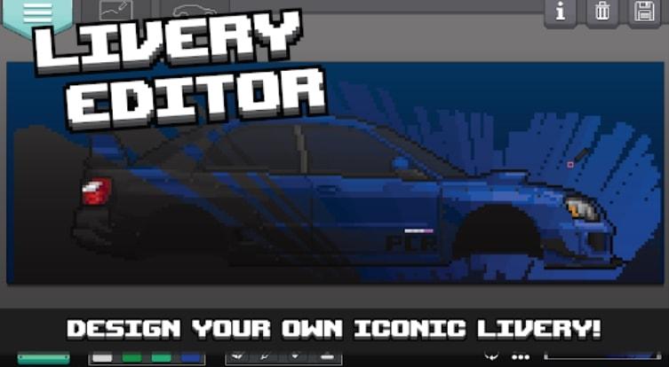 Pixel Car Racer коды