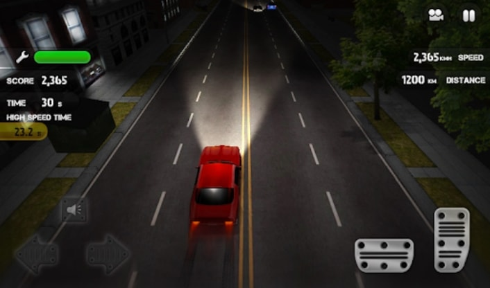 Race the Traffic коды