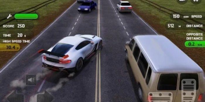 Race the Traffic взлом