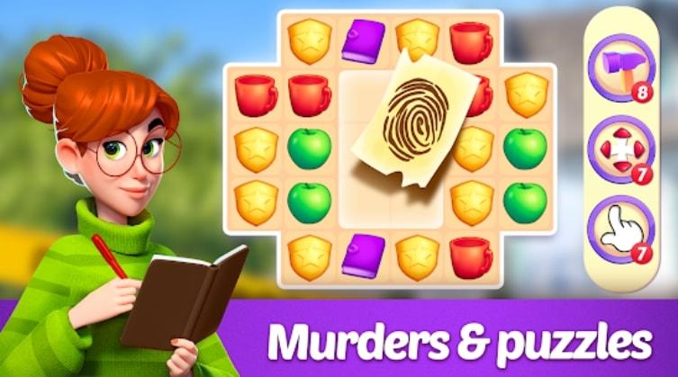Small Town Murders: Match 3 коды
