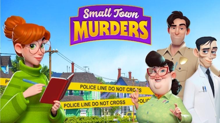 Small Town Murders: Match 3 взлом