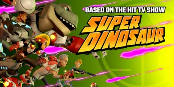 Super Dinosaur: Kickin' Tail взлом