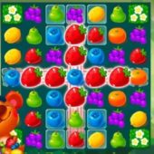 Sweet Fruit Candy взлом
