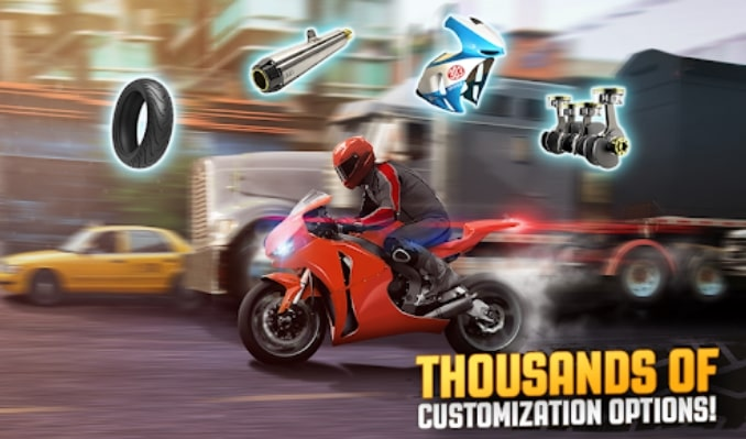 Top Rider: Bike Race & Real Traffic читы
