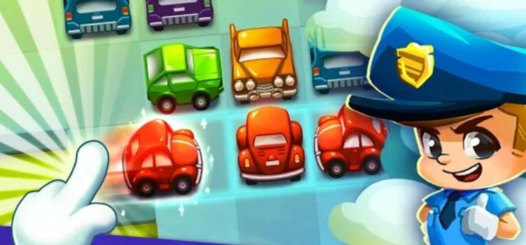 Traffic Puzzle коды