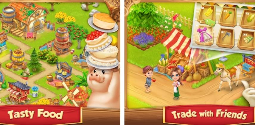 Village and Farm читы