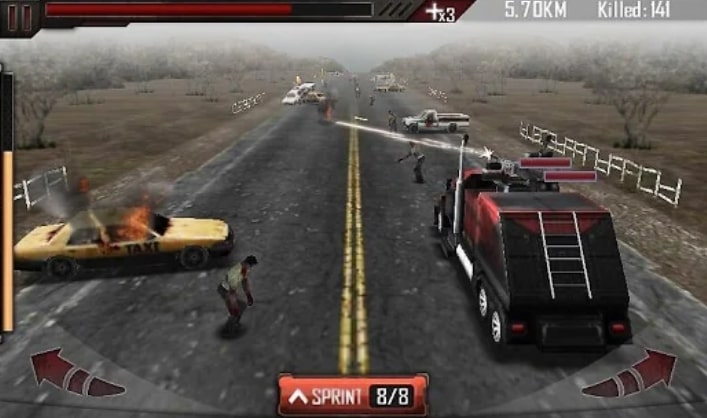Zombie Roadkill 3D коды