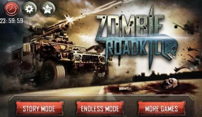 Zombie Roadkill 3D взлом
