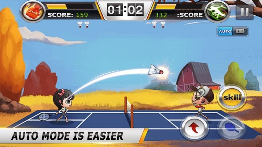 Badminton 3D читы