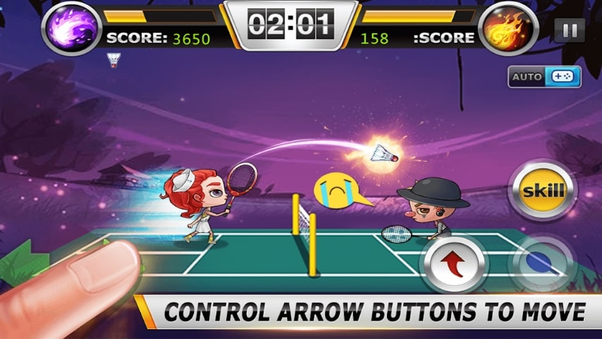 Badminton 3D взлом