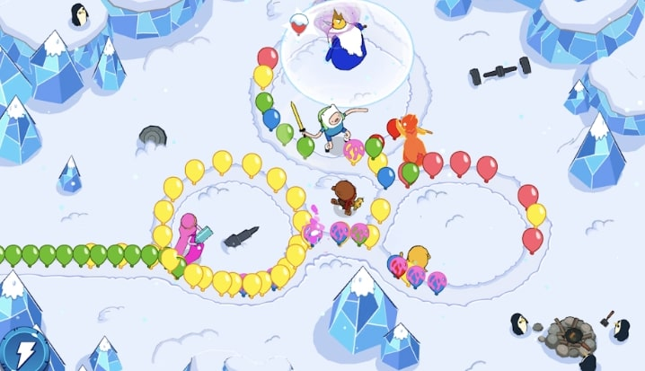 Bloons Adventure Time TD коды