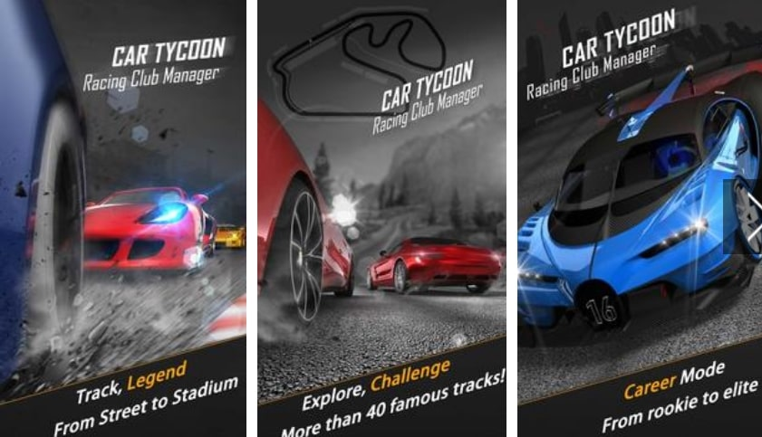 Car Tycoon Racing Club Manager читы