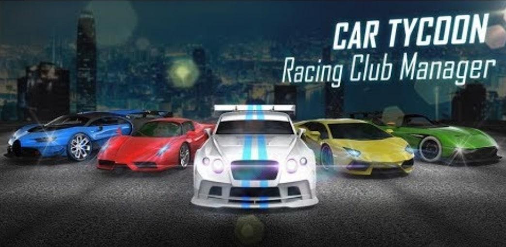 Car Tycoon Racing Club Manager взлом