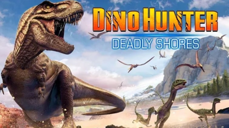 DINO HUNTER: DEADLY SHORES взлом