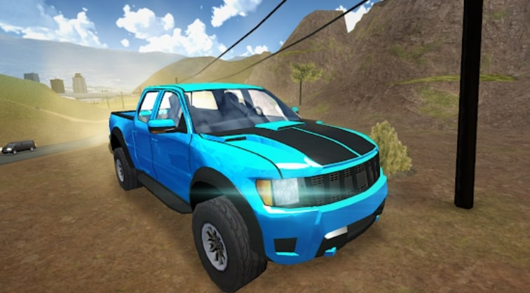 Extreme Racing SUV Simulator взлом