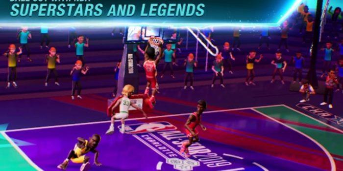 NBA 2K Playgrounds взлом