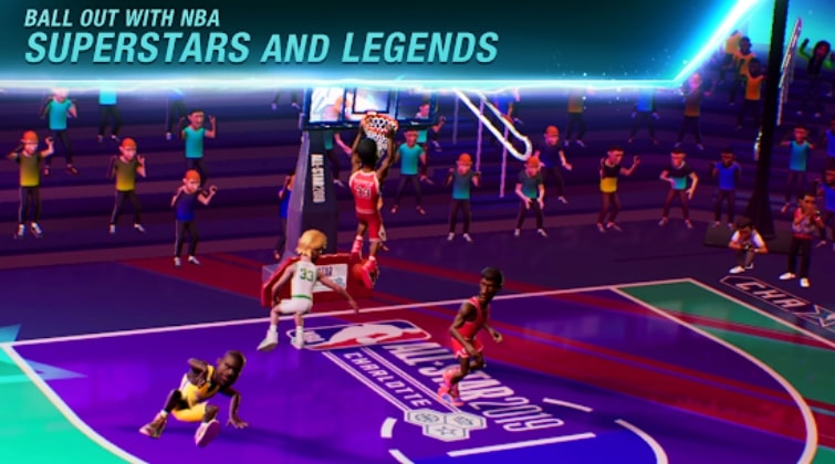 NBA 2K Playgrounds взлом