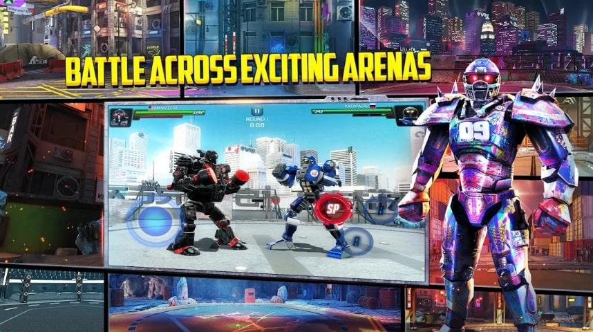 World Robot Boxing 2 взлом