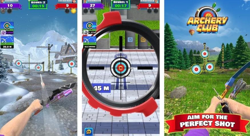Archery Club: PvP Multiplayer читы