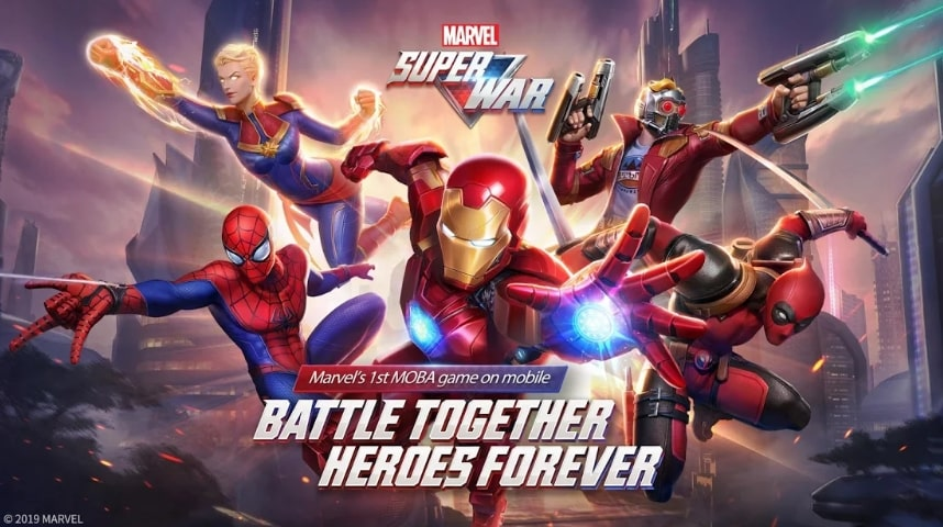 MARVEL Super War читы