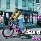 San Andreas Crime Stories взлом