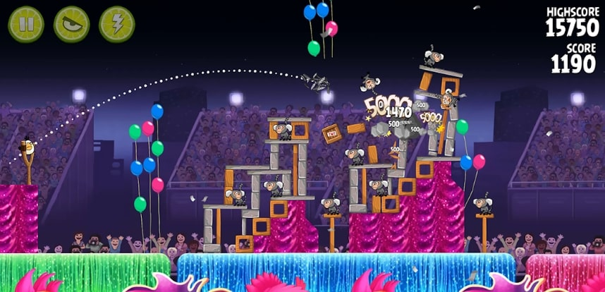 Angry Birds Rio коды