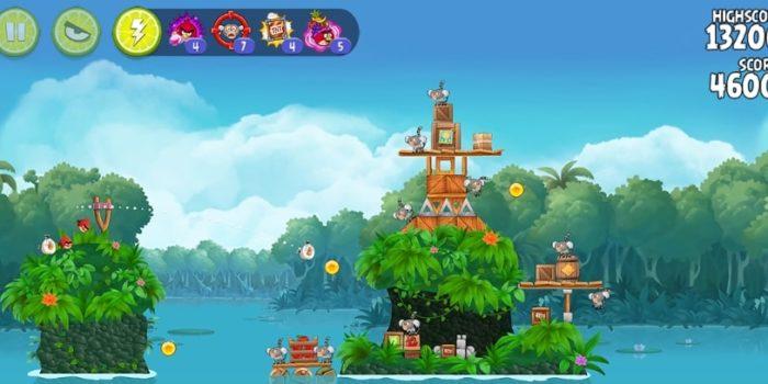 Angry Birds Rio взлом