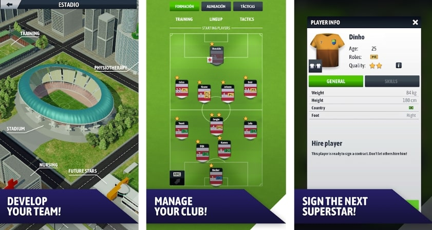 BeSoccer Football Manager читы