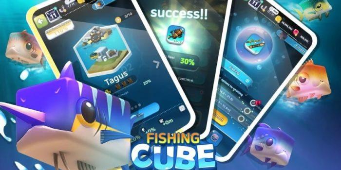 Fishing Cube коды