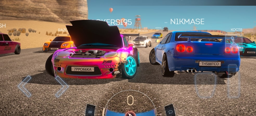 Tuning Club Online читы