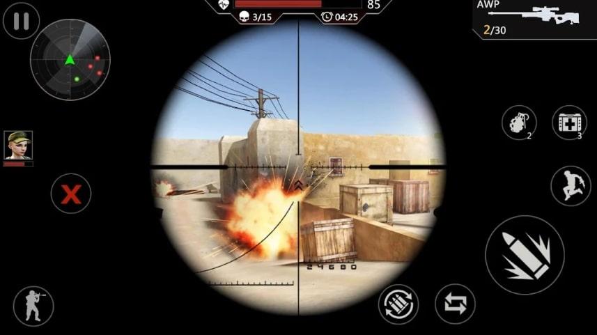Cover Strike - 3D Team Shooter коды