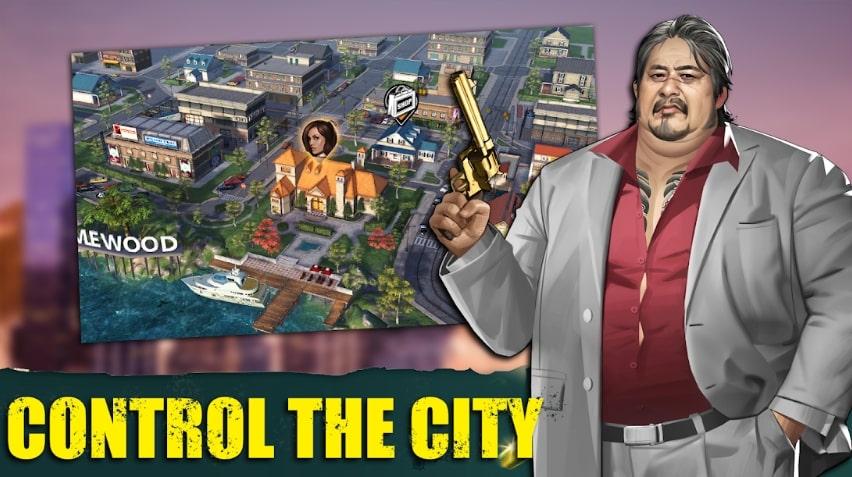 Crime Kings: mafia city читы