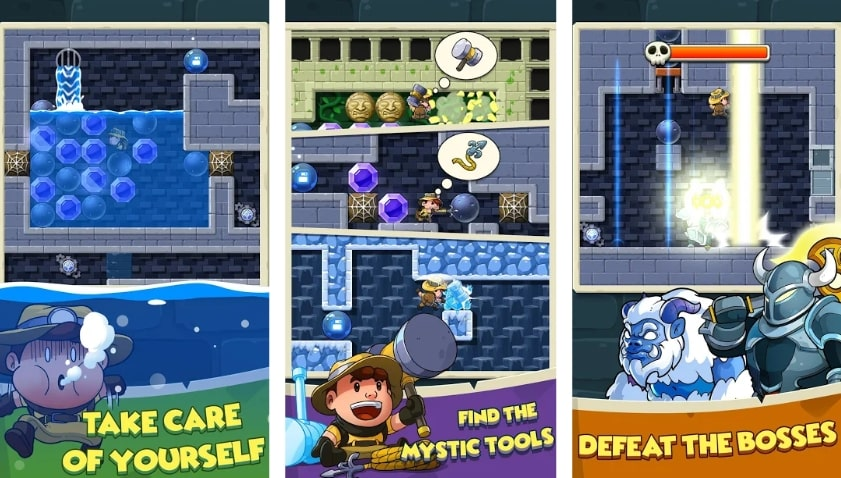 Diamond Quest: Don't Rush! коды