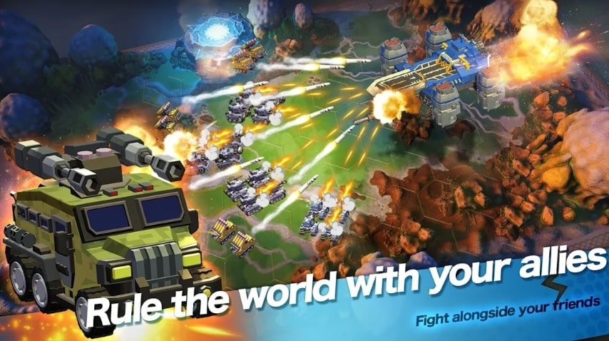 Top War: Battle Game коды