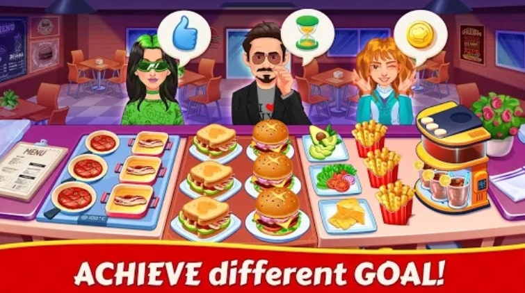 Cooking Family :Craze Madness коды