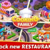 Cooking Family :Craze Madness взлом