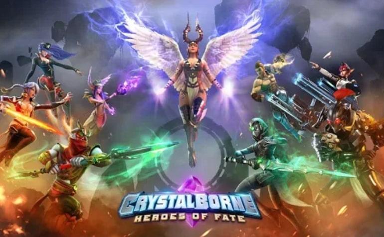 Crystalborne: Heroes of Fate коды