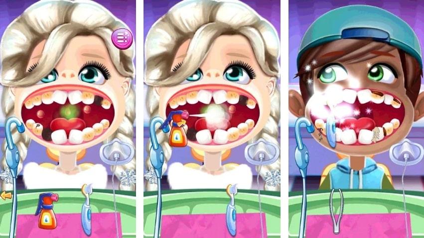 Little Dentist читы